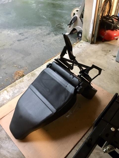 Jeep Seat 2