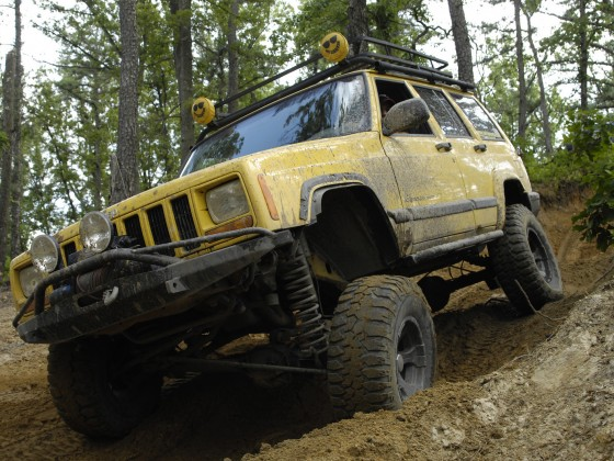 Trail flex