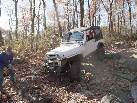 Slowpoke Stuck on Tatas
